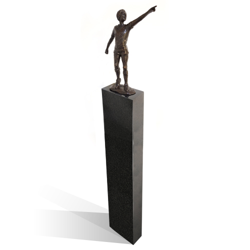 Alt - escultura Johan Cruyff - 018948MSB comprar en tienda de esculturas Artihove - 018948MSB